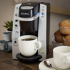 Keurig K130 DeskPro Coffee Maker K-Cup Single Brewing FREE BLACK K55 System