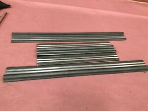 Door Sills Molding Trim Set (1982-1988) BMW E28 528e OEM
