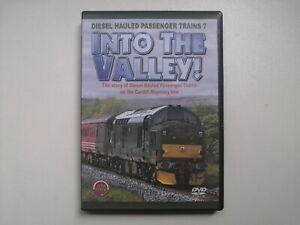 Diesel Hauled Passenger Trains 7 Into The Valleys Cardiff- Rhymney DVD
