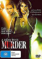 DATE WITH MURDER DVD Alexandra Paul David Chokachi Serial Killer Thriller Movie