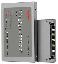 "128GB KingSpec 2.5"" PATA/IDE SSD Solid State Disk MLC Flash SM2236 Controller"