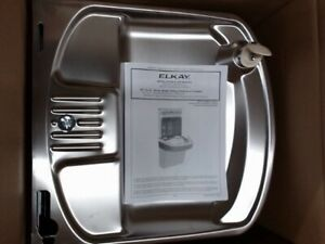 Elkay EZH20 Bottle Filling Station with Single Cooler Top & Bottom (2 PC ) New
