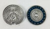Reaper Miniatures Talisman Blue ProCounter 1998 Angel Life Counter Magic MTG
