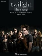 Twilight - The Score: Music from the Motion Picture [PIANO]