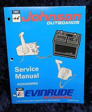 1994 Johnson Evenrude Service Repair Manual Accessories