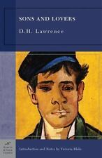 Sons and Lovers by D.H. Lawrence Barnes & Noble Classics Series paperback book