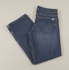 Vintage CARHARTT Blue Relaxed Fit Men's Worker Jeans 30W 30L /J50038