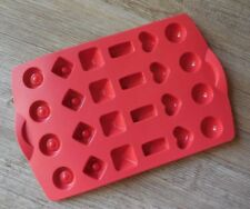 Tupperware  - Moule à chocolats en silicone