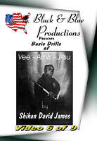 David James - Vee-Arnis-Jitsu DVD #6 Vee Jitsu'te Drills Sets 1 - 3