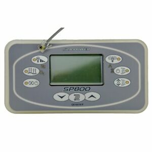 Rectangle Touchpad for Davey Spa Quip SpaPower 800 SP800 - Control Panel
