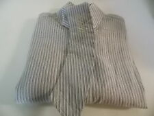 BEACON HILL SHOW SHIRT LADIES 32 1 COLLAR LONG SLEEVE STRIPE