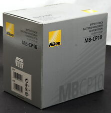 Nikon MB-CP10 Battery Hand-Grip for Coolpix 8400 Cameras - Brand New