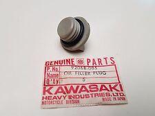 NOS KAWASAKI MT1 KV75 KV 75 NINI BIKE DYNAMITE - OIL FILLER PLUG 92068-005
