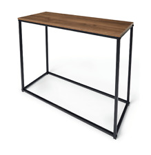 Industrial Side Table Hallway Modern Console Furniture Entry Hall Tables New