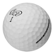12 Vice Pro Soft White Near Mint Used Golf Balls AAAA