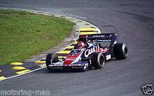 TOLEMAN HART DEREK WARWICK F1 EUROPEAN GP BRANDS HATCH 1983 PHOTOGRAPH