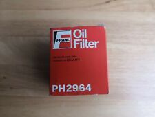 Oil filter Fram PH2964 spin on fits Skoda 105 120