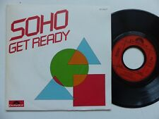 SOHO Get ready 811930 7 Pressage France Discotheque RTL