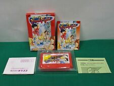 NES - MIGHTY FINAL FIGHT - rare. Boxed. New!!. Japan Game. 13451