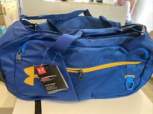 Under Armour Storm Undeniable 4.0 Small Duffel Sports Bag Blue