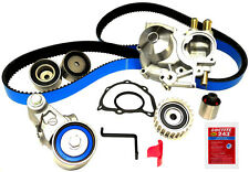 Gates Racing Timing Belt Kit Tensioner Water pump For Subaru WRX STI TCKWP328RB