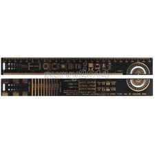 25cm 10 Inch Multifunctional PCB Ruler Measuring Tool Resistor Capacitor Chip IC
