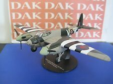 """Die cast 1/72 Modellino Aereo De Havilland Mosquito """"Pippo"""" FB MK VI D-Day"""