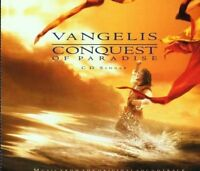 Vangelis Conquest of paradise (1992) [Maxi-CD]