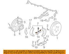 Chevrolet GM OEM 00-02 Tracker Brake-Rear-Brake Shoes Spring 91175622