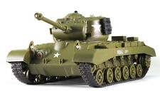 2.4Ghz Remote Control 1/30 US M26 Pershing RC IR Battle Tank R/C with Sound