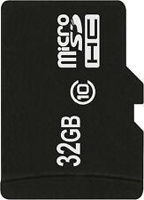 32 GO MICRO SDHC 32Gb Classe 10 Carte mémoire pour Nokia Lumia 820