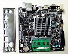 Motherboard Combo GIGABYTE GA-J1800N-D2H Gaming +8GB RAM Mini-iTX Celeron J1800