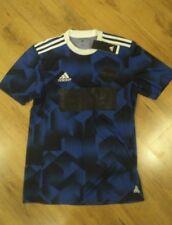 ADIDAS AZ9722 TANC PL JSY blue t-shirt sizeS