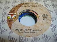 HEAR! Latin 45 NAVIDADES JIBARAS ALFONSO VELEZ � FUA Como Quiero Yo on Velvet