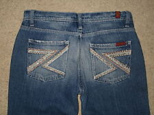 7 For All Mankind Size 29 Flynt Bootcut Womens Jeans
