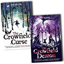 The Crowfield Collection Pat Walsh 2 Books Set Pack Demon, Curse New