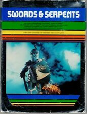 Intellivision  Swords & Serpents by Imagic (See Pics)