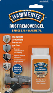 Hammerite Rust Remover Gel Brings Back Bare Metal A1640