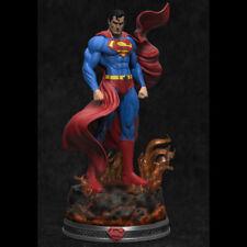 Super Man Statue Sculpture Art / Nt XM Sideshow Prime 1 / DC Comics / NEW RARE