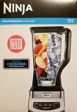 New NINJA 900 Watts Professional Blender (NJ600WMBF) w/Total Crushing Technology