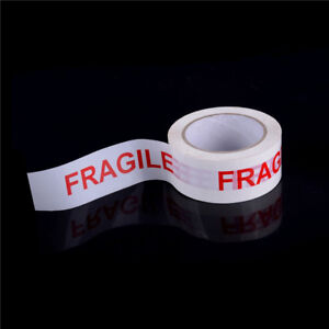 4.7Cm*85M High Adhesive Fragile Printed Opp Tapes Fragile Warning Label SticYJng