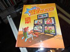 Télé réalité Tome 1: Ecran total, Panetier, Ghorbani