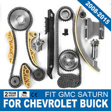 Timing Chain Kit for 08-13 Chevrolet Malibu 10-15 Equinox L4 2.4L Dohc Buick (Fits: Buick)