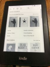 Amazon Kindle Paper White Wi-Fi + 3G