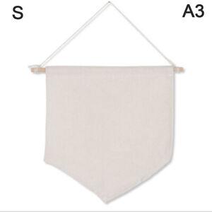 1pc Pin Display Pennant Banner Enamel Lapel Pin Badge Flag Plain Blank Can ZC