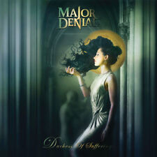 MAJOR DENIAL-Duchess Of SufferingsCD Private,Fates Warning,Dream Theater,Wardrum