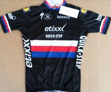 BNWT Vermarc Etixx Quickstep cycle jersey.size small.short zip. 9dc4381e8