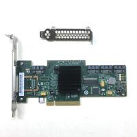 LSI 9212-4i SAS 6GB 4-port RAID STORAGE CONTROLLER CARD 0/1/1E/10