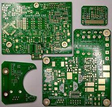 Unisolder 5.2 PCB PLATED GOLD Solder station  touch sensor Stacja lutownicza JBC