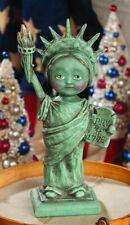 Little Miss Liberty Figurine Bethany Lowe Americana Debra Schoch 4th Of July